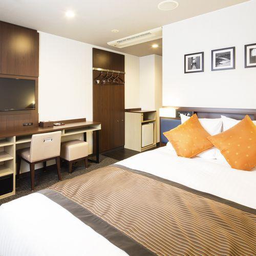 ホテルマイステイズ金沢キャッスルの客室の写真