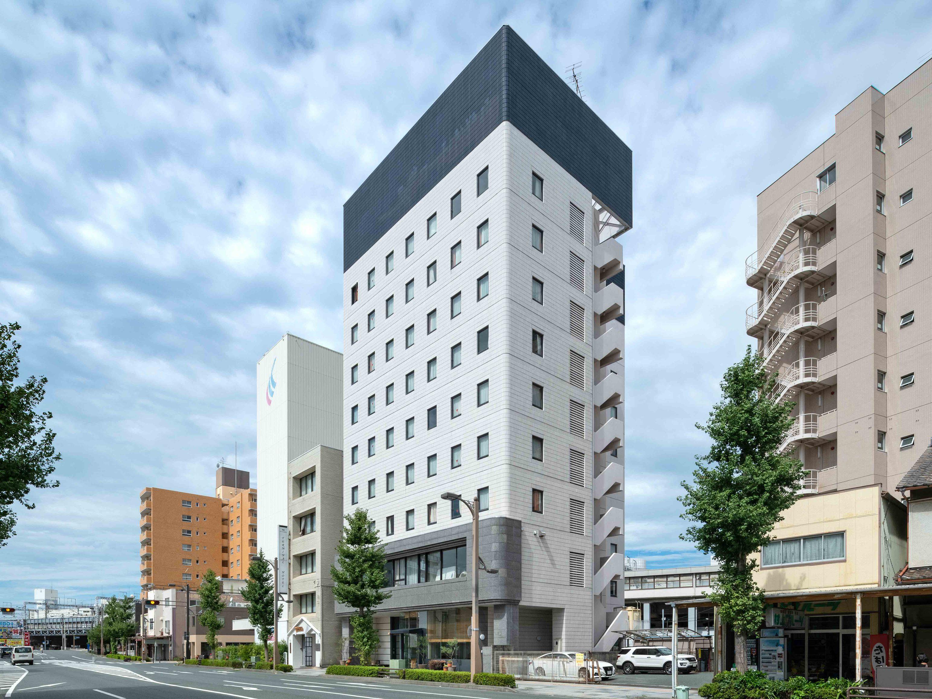 浜松駅周辺で便利なカプセルホテルは?