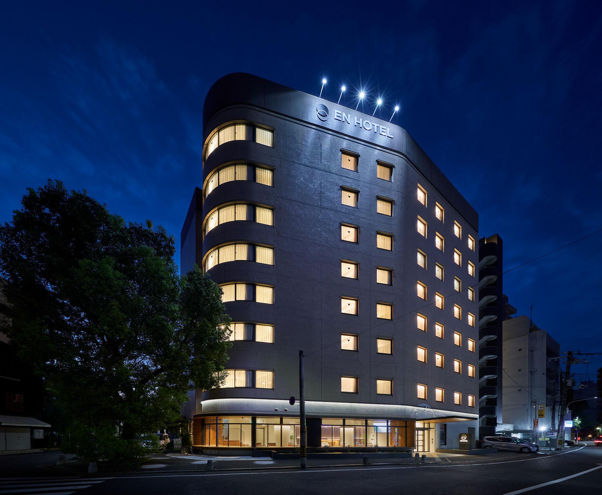 EN HOTEL Hiroshima(旧:コートホテル広島)