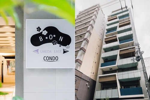 Bonコンド梅田東/民泊【Vacation STAY提供】