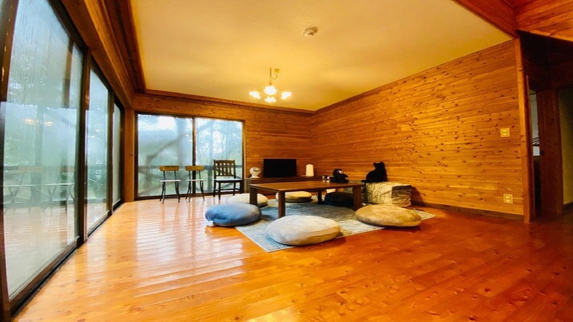 Aso Lodge Otohime -1棟貸切 グループ&ファミリ【Vacation STAY提供】