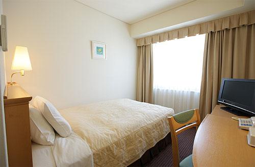 ホテルユニゾ新橋の客室の写真