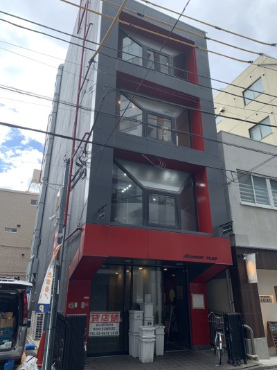 The Wardrobe Hostel BLUE Kinshichoの施設画像