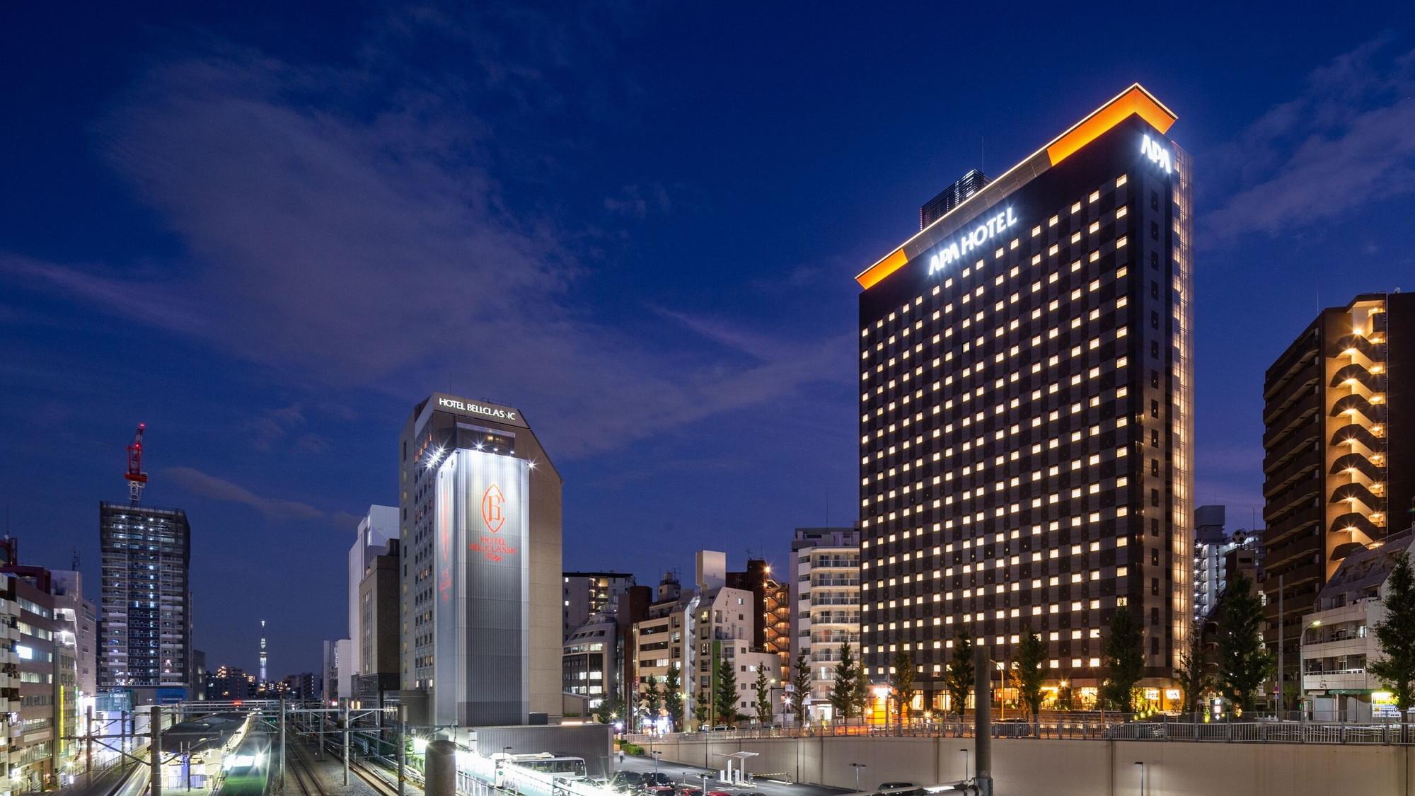 アパホテル<山手大塚駅タワー>(2019年10月11日開業)