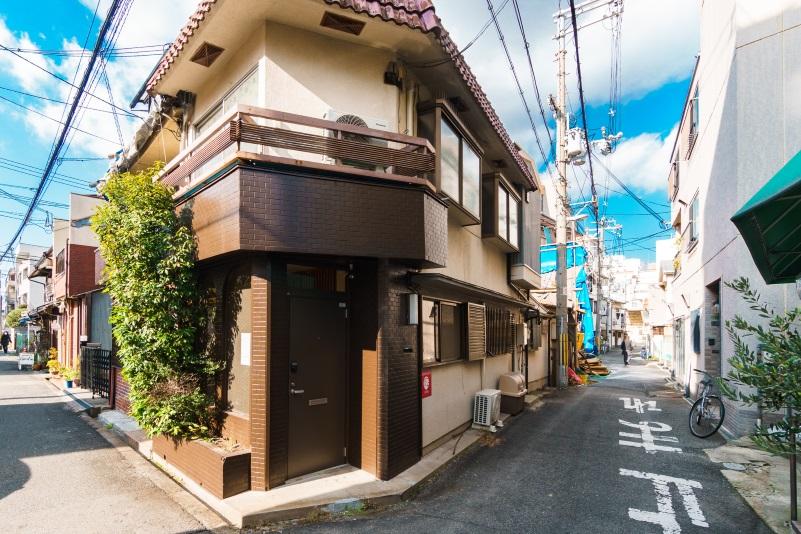 IKIDANE HOUSE 大阪淡路