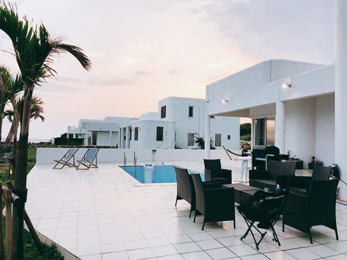 Thalassa Beach and Pool Villa<与論島>