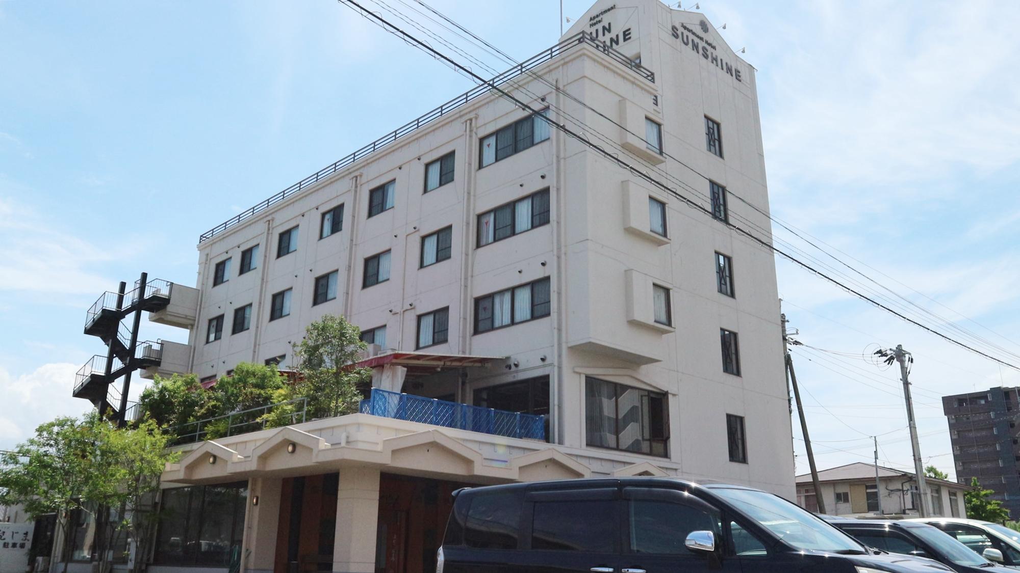 アパートメントホテル サンシャイン その1