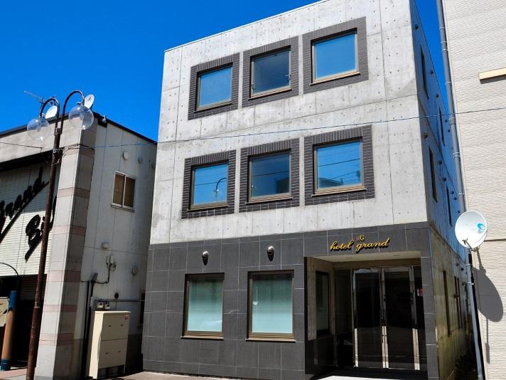 ホテル グランド<北海道>...