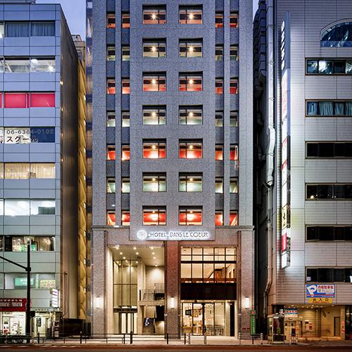 ホテル ドンルクール 大阪梅田