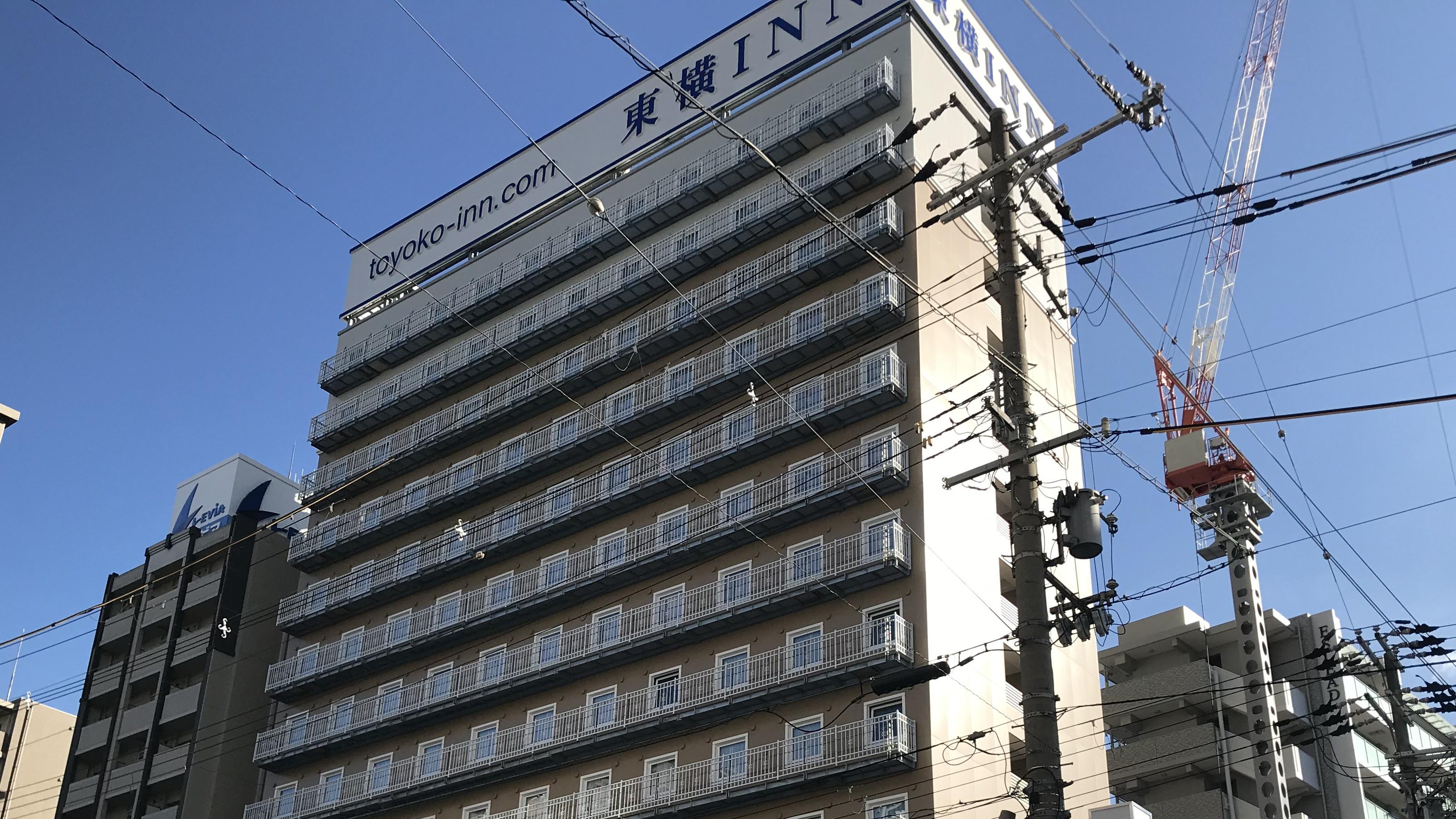 東横イン大阪天神橋筋六丁目