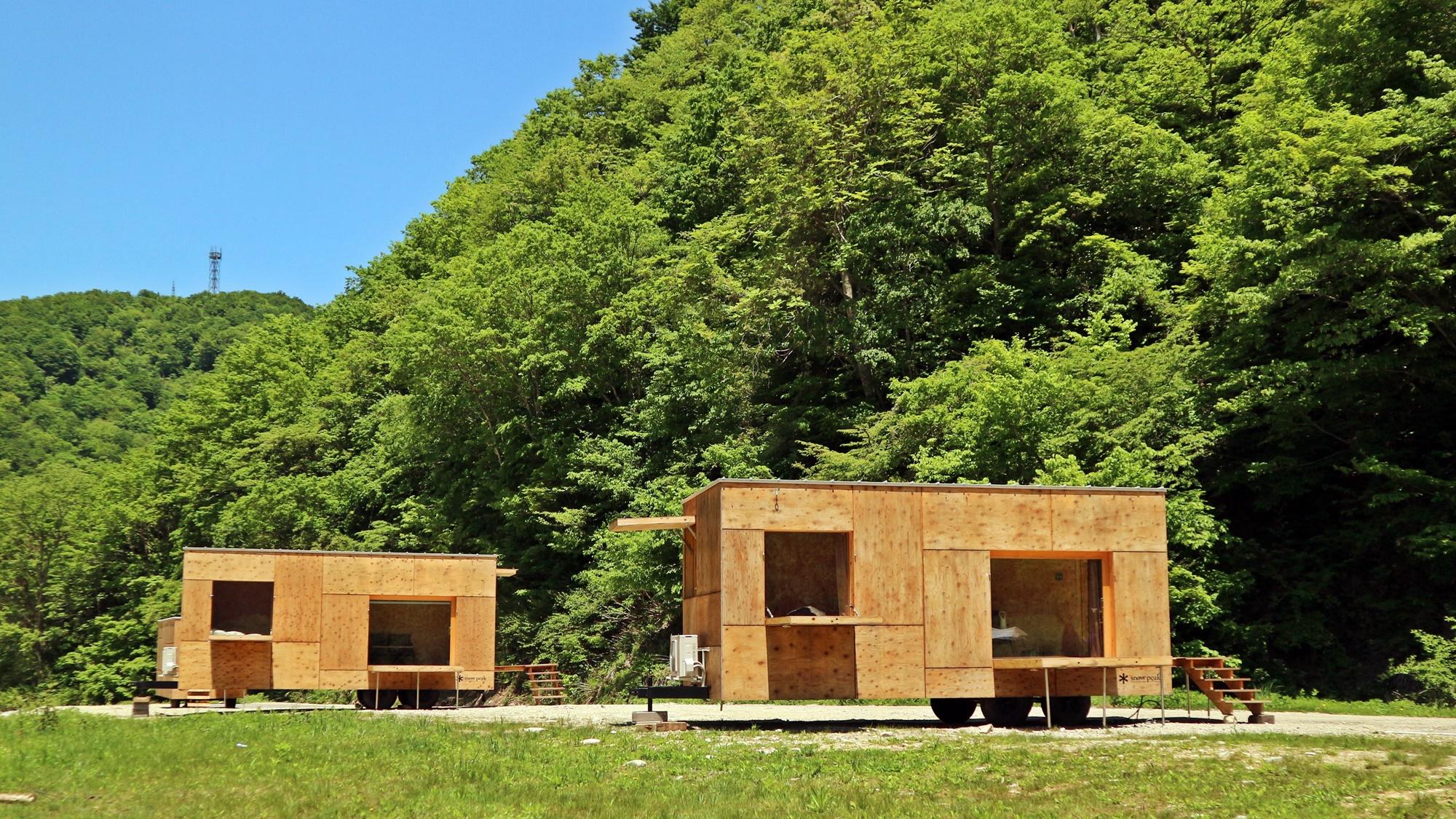 利賀国際キャンプ場の施設画像