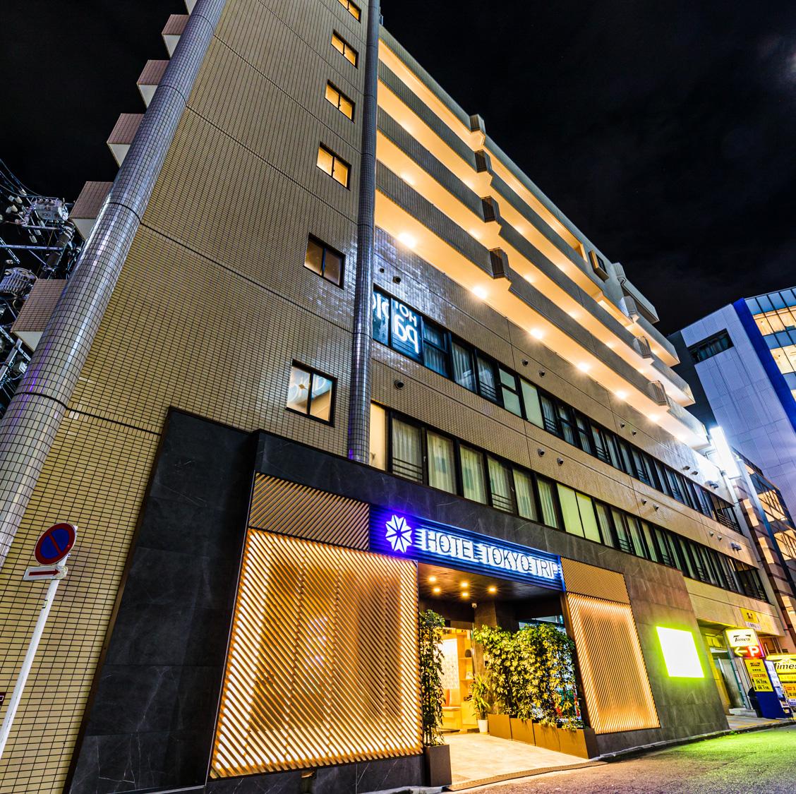 OYO 650 Tokyo Tripの施設画像