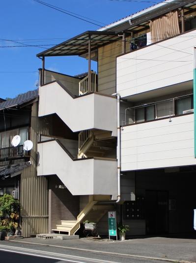 青山マンションの施設画像