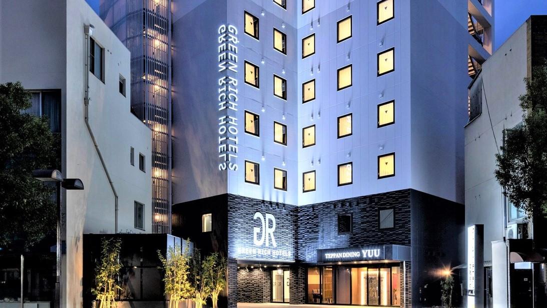 グリーンリッチホテル倉敷駅前(2019年11月21日グランドオープン)の施設画像