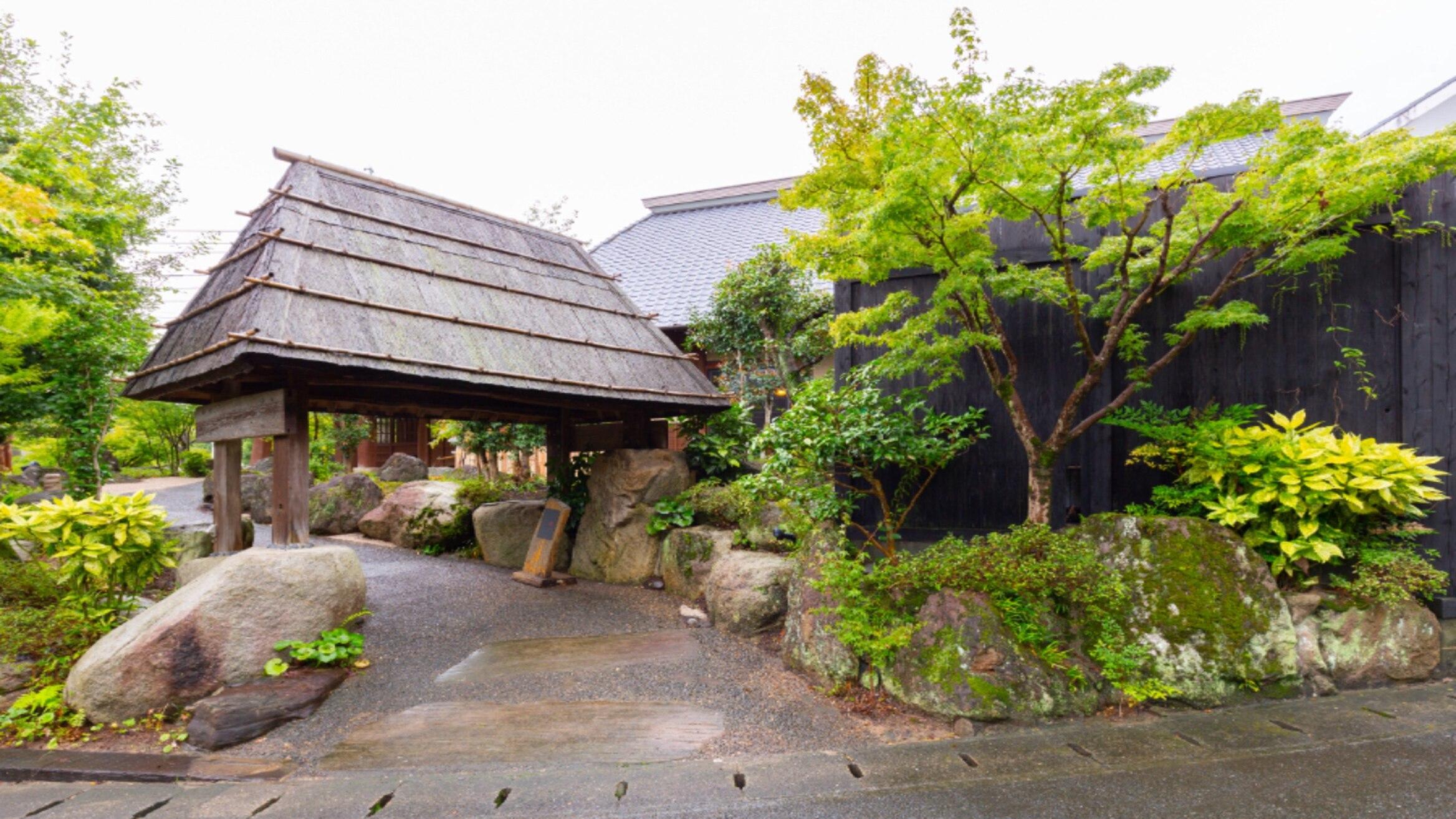 朝倉温泉 秋月久織亭の施設画像