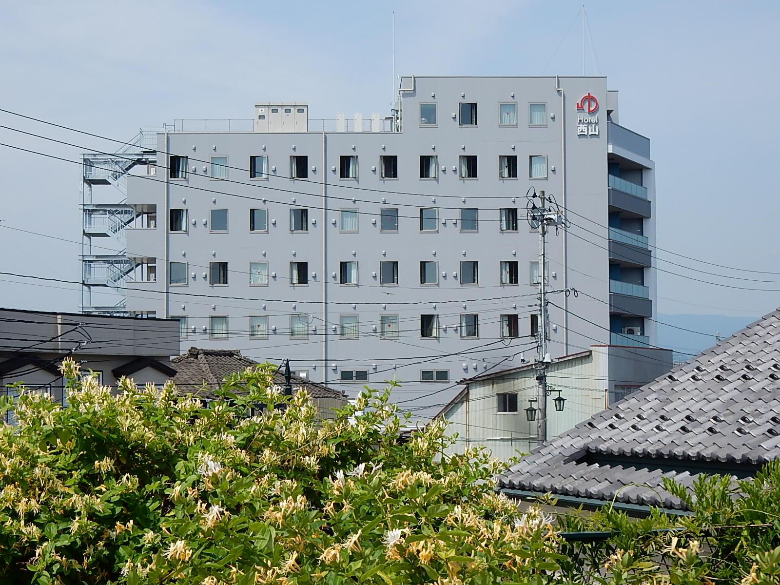 ホテル西山(南相馬原町店)
