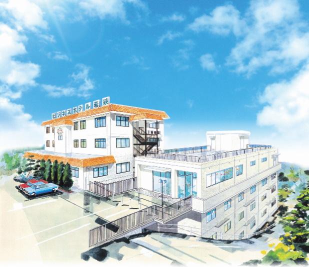 ビジネスホテル若狭の施設画像