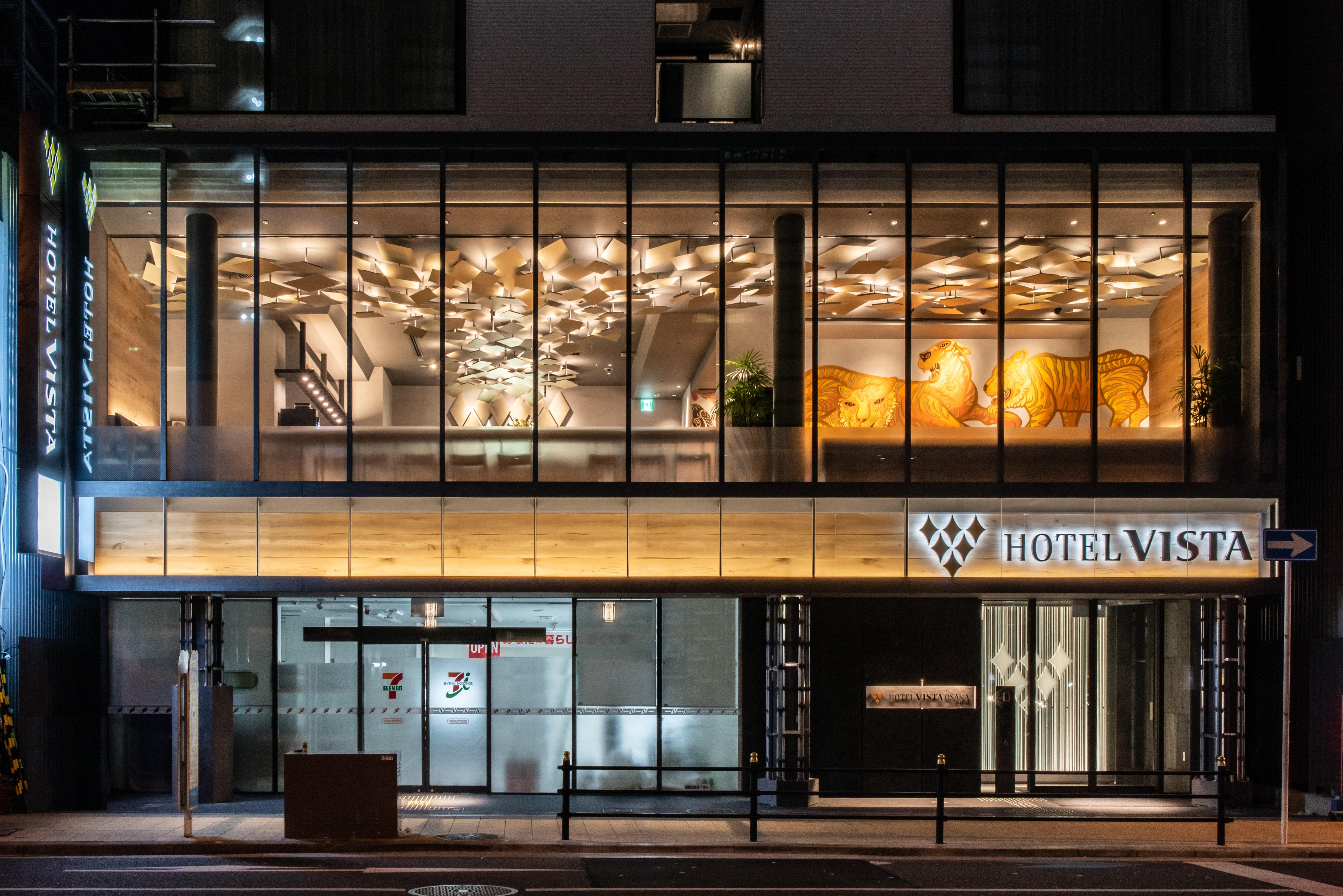 ホテルビスタ大阪[なんば](2020年2月OPEN)
