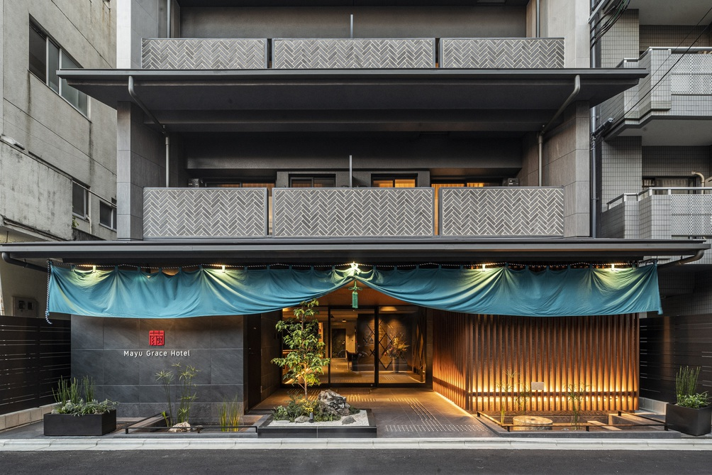 RESI STAY Mayu Grace Hotel