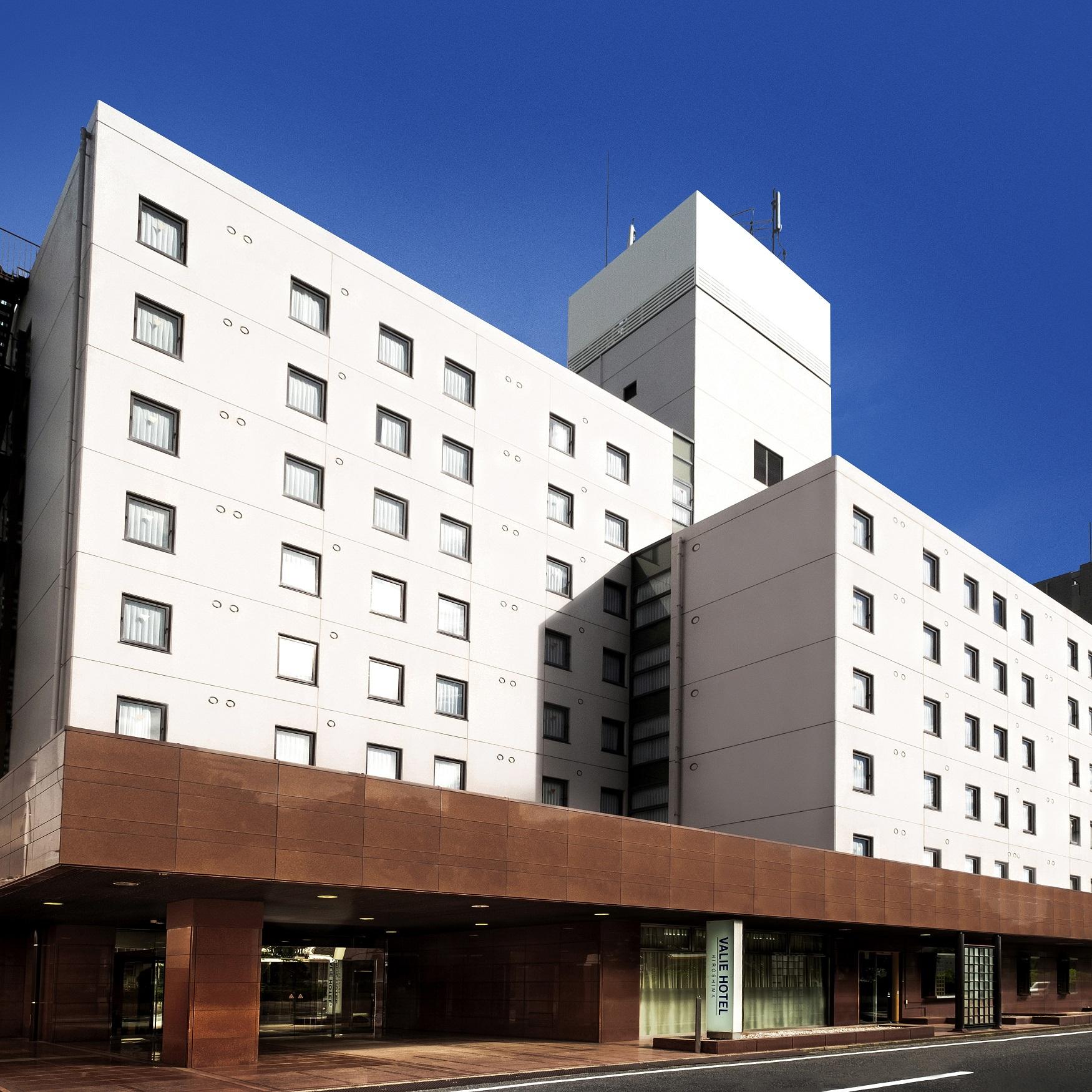 ヴァリエホテル広島