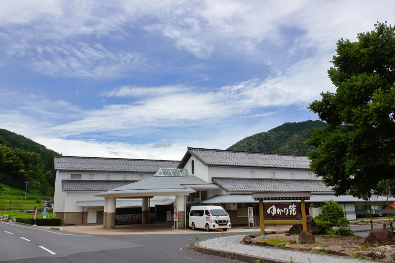 出雲須佐温泉ゆかり館の施設画像