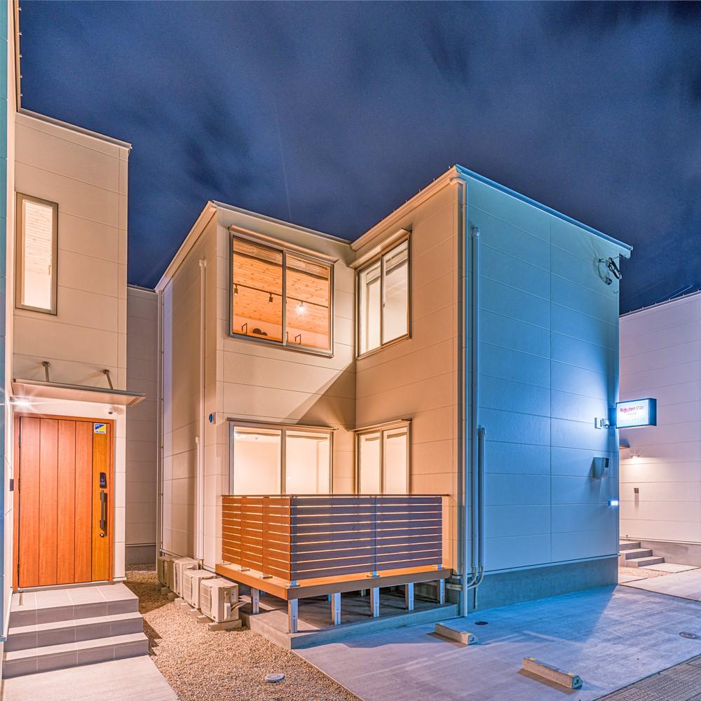 Rakuten STAY HOUSE × WILL STYLE 糸島