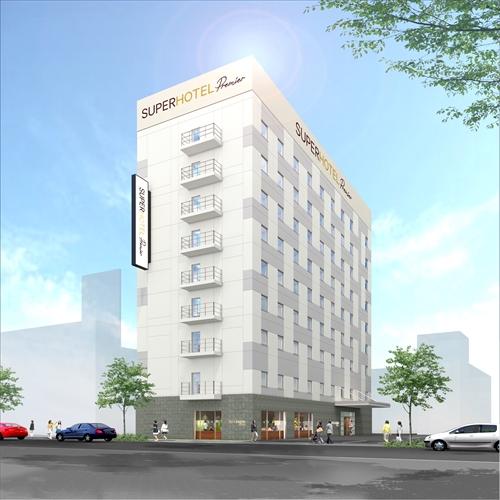 スーパーホテルPremier宮崎一番街 天然温泉ひなたの湯(2019年12月18日OPEN)の施設画像