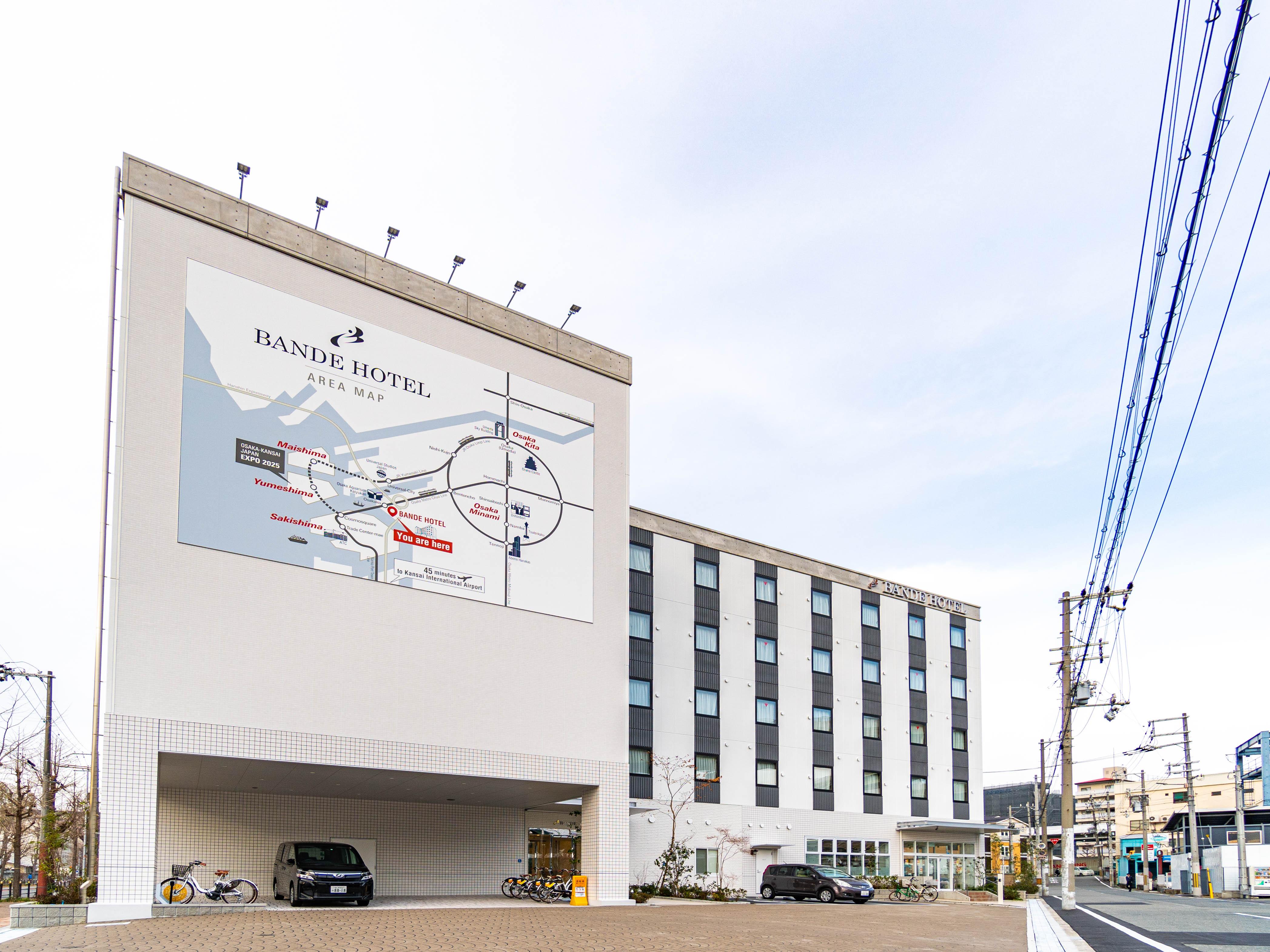 バンデホテル天保山東