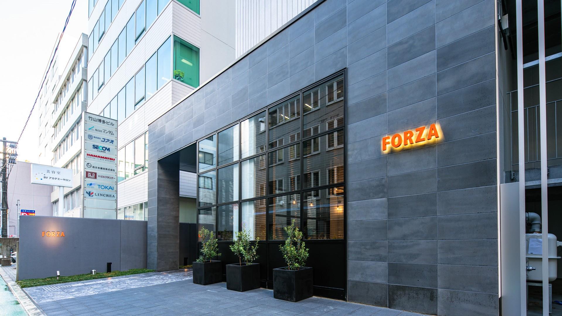 FORZA ホテルフォルツァ博多駅筑紫口Ⅱ(2020年1月オ...