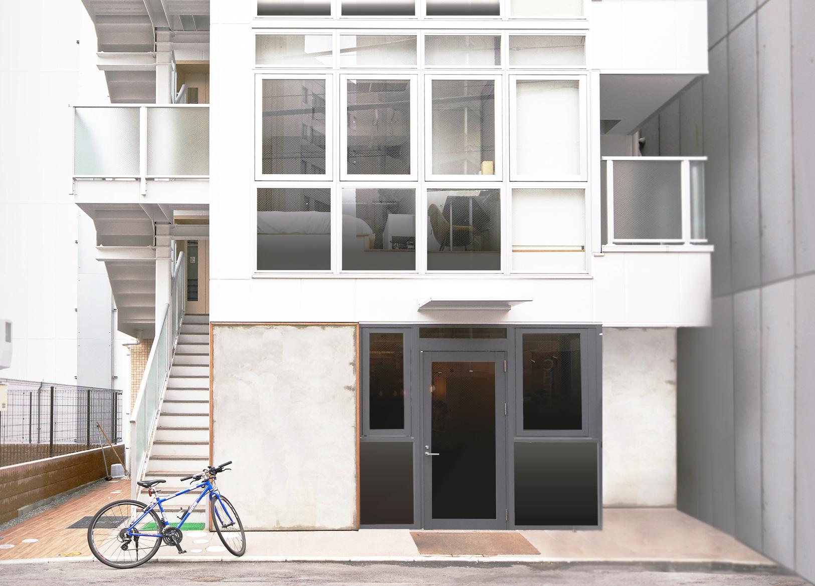 mizuka Hakata 1 ‐unmanned hotel‐