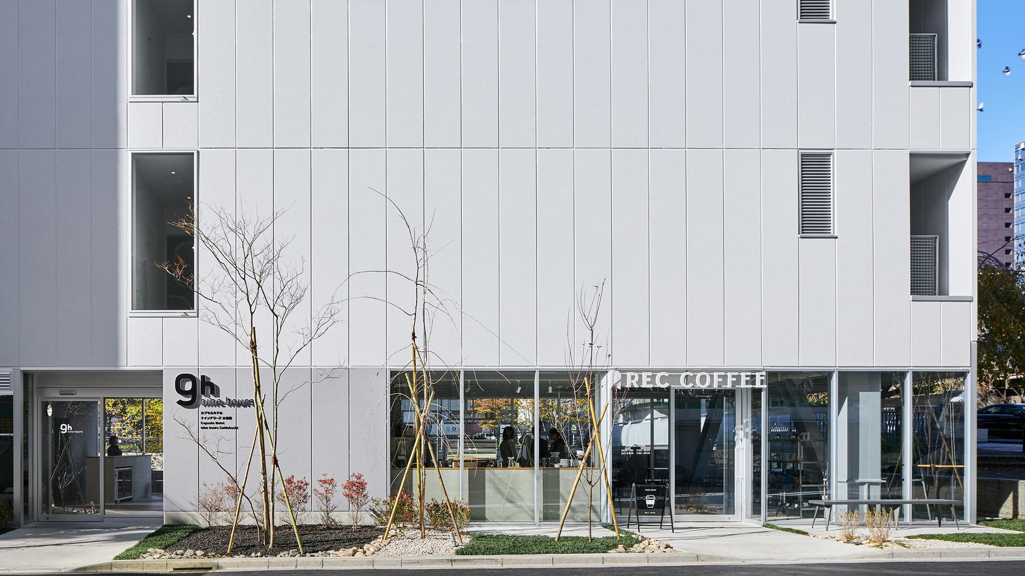 REC COFFEE 水道橋店