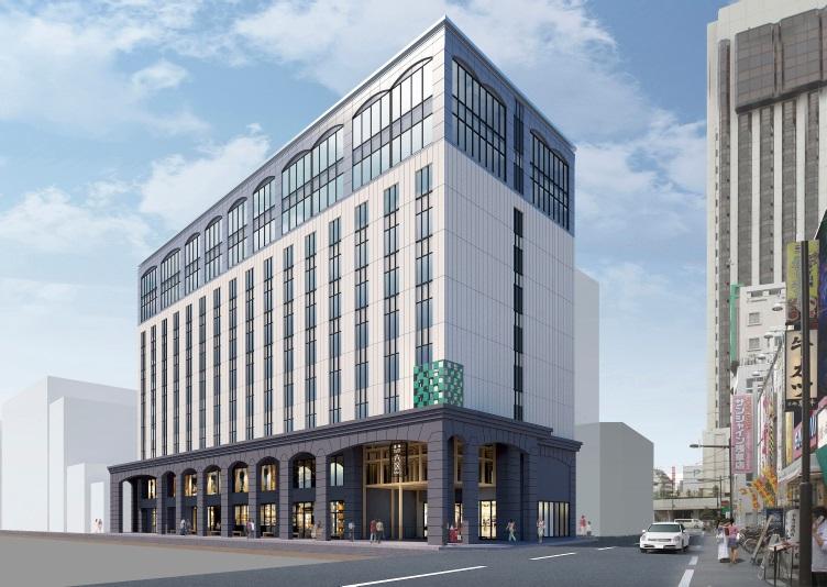 浅草ビューホテル アネックス 六区の施設画像