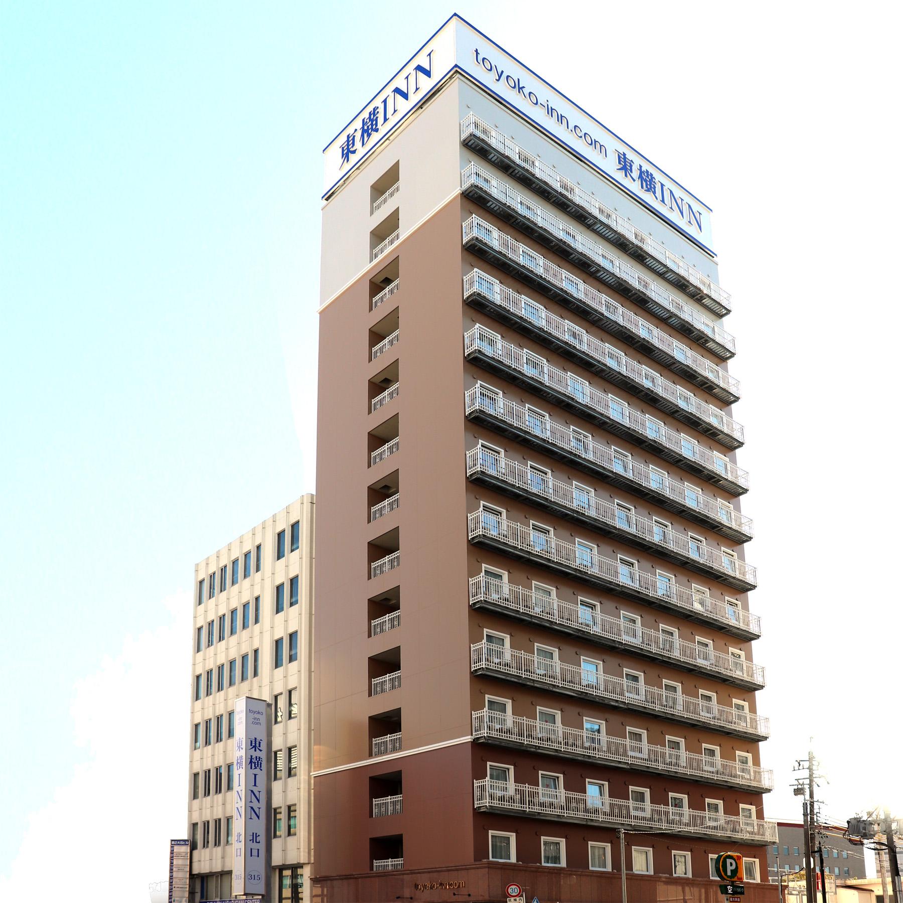 東横イン静岡駅北口