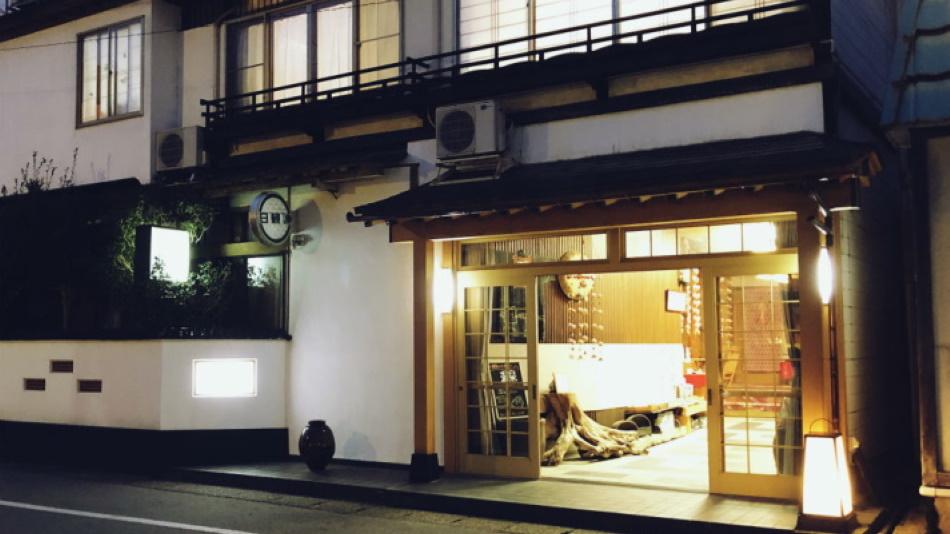 湯田川温泉 理太夫旅館 その1