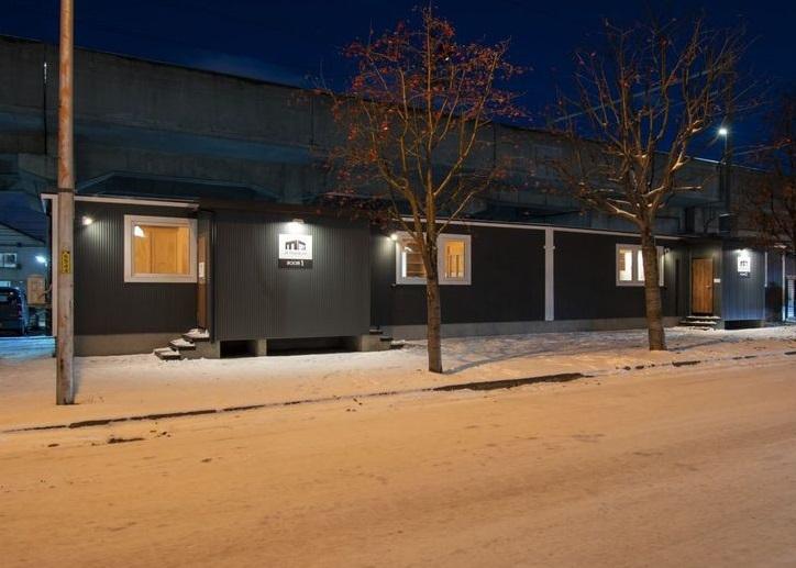 JR Mobile Inn Sapporo kotoni
