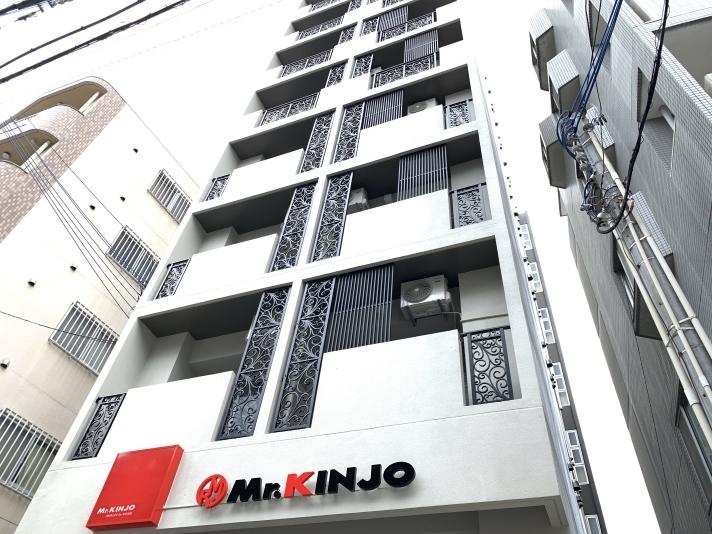 Mr.KINJOMiki24in牧志駅前