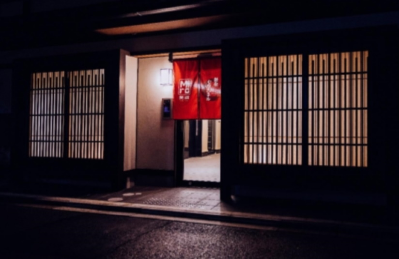美盧 新町七条ホテル