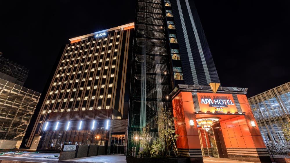 アパホテル<高岡駅前>2020年3月19日開業