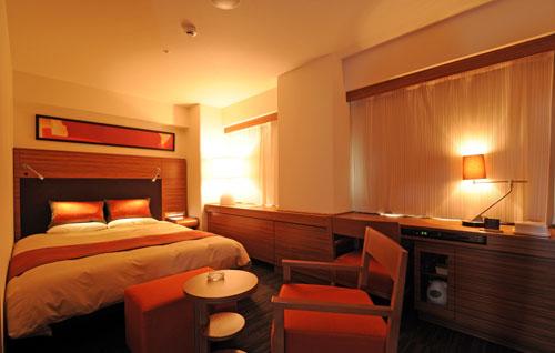 三井ガーデンホテル大阪淀屋橋の客室の写真