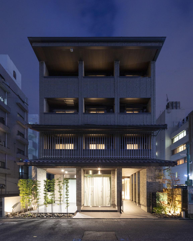 京ホテル喜招邸 御所南