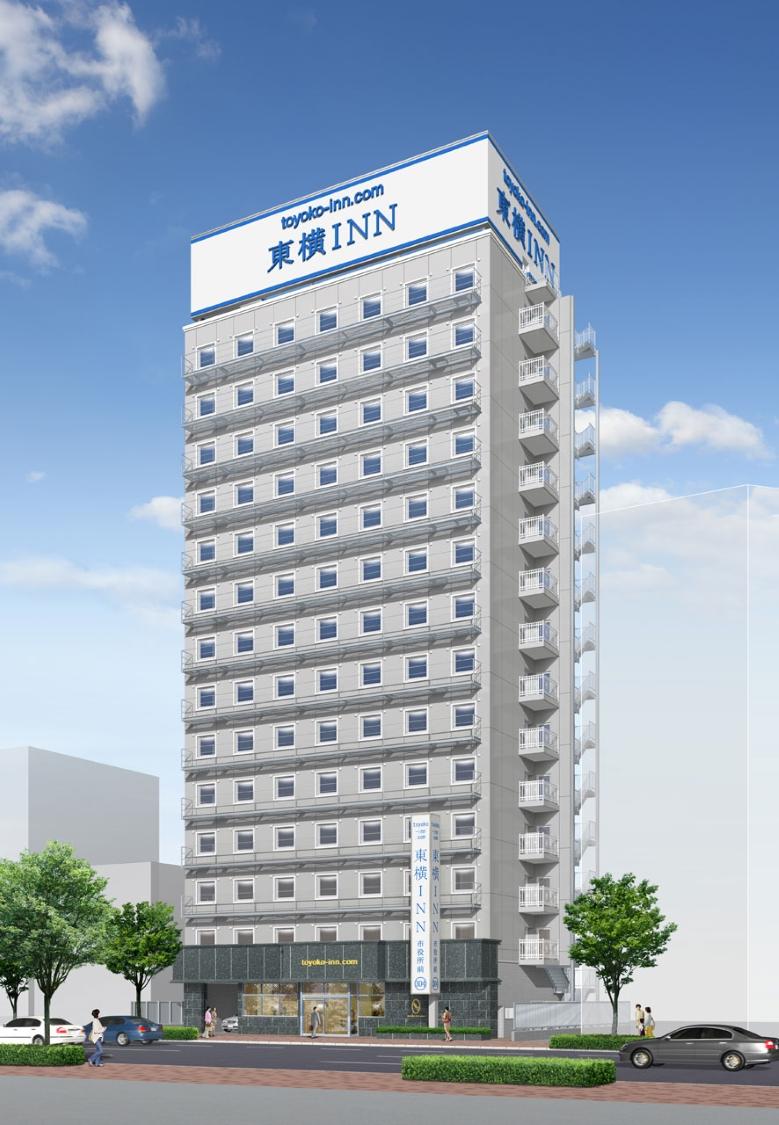 東横イン神戸三ノ宮駅市役所前