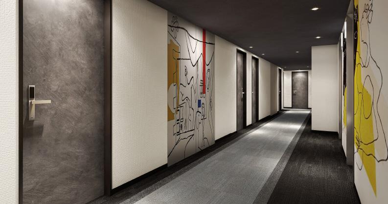 ホテルリソル上野(2020年6月オープン)