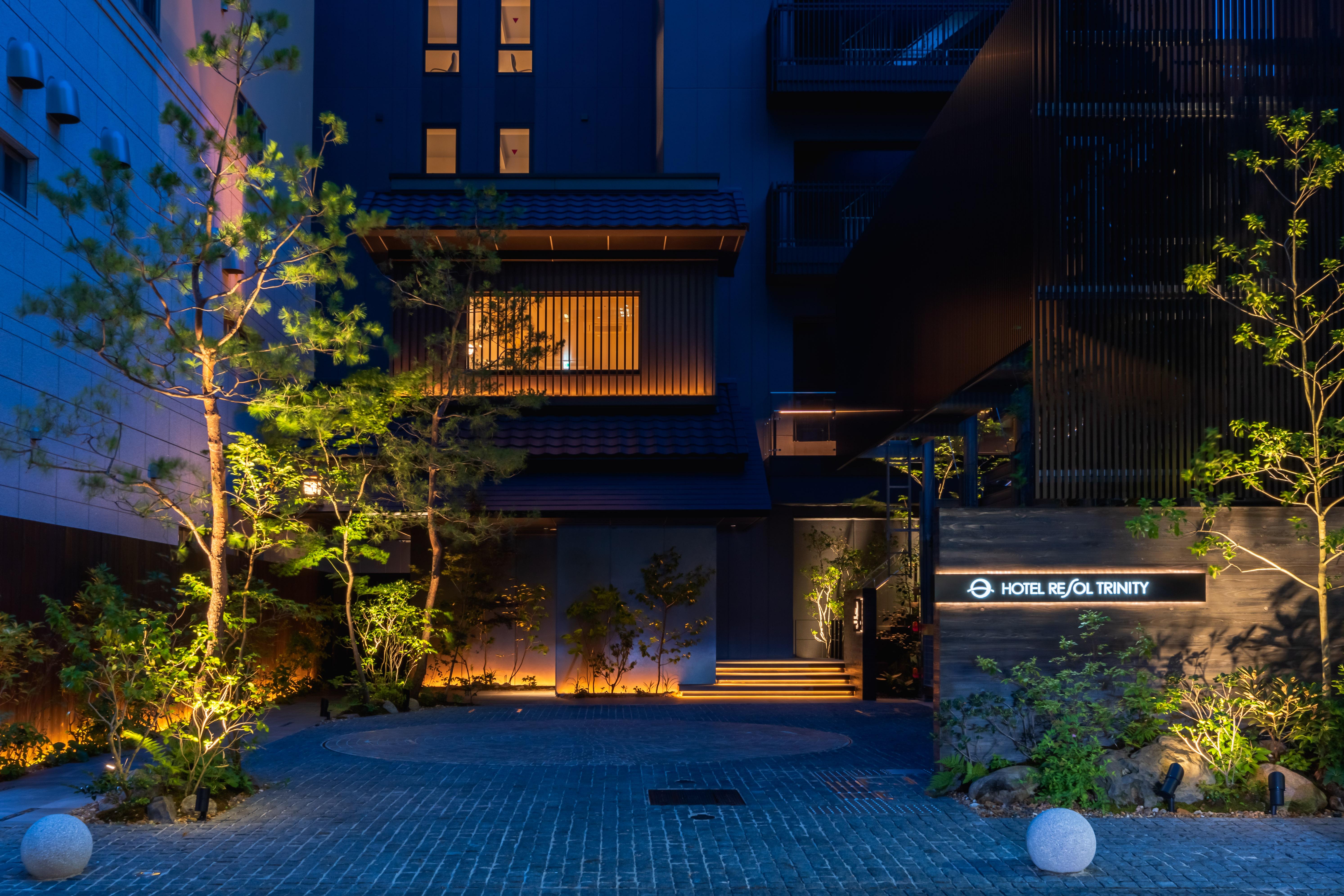 ホテルリソルトリニティ大阪(2020年7月OPEN)