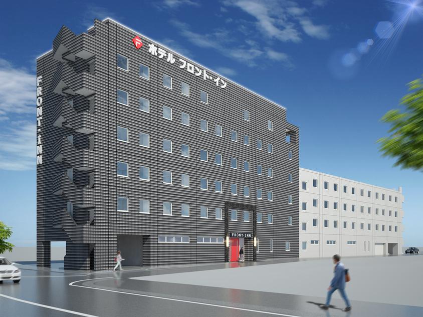 ホテルフロント・イン福岡空港