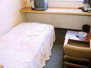 ◆気軽な素泊り◆洋室シングル【現金特価】