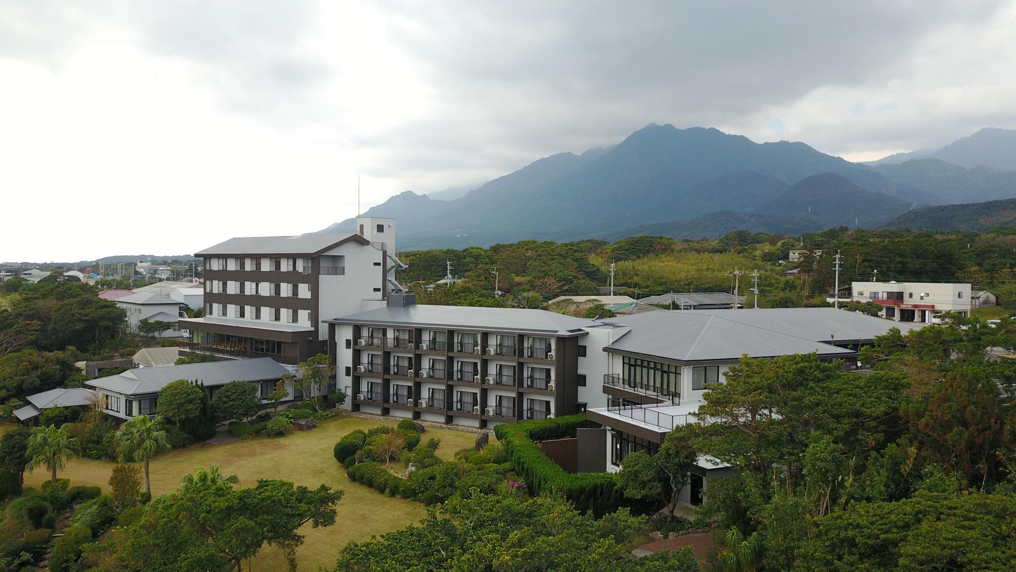 屋久島グリーンホテル<屋久島>