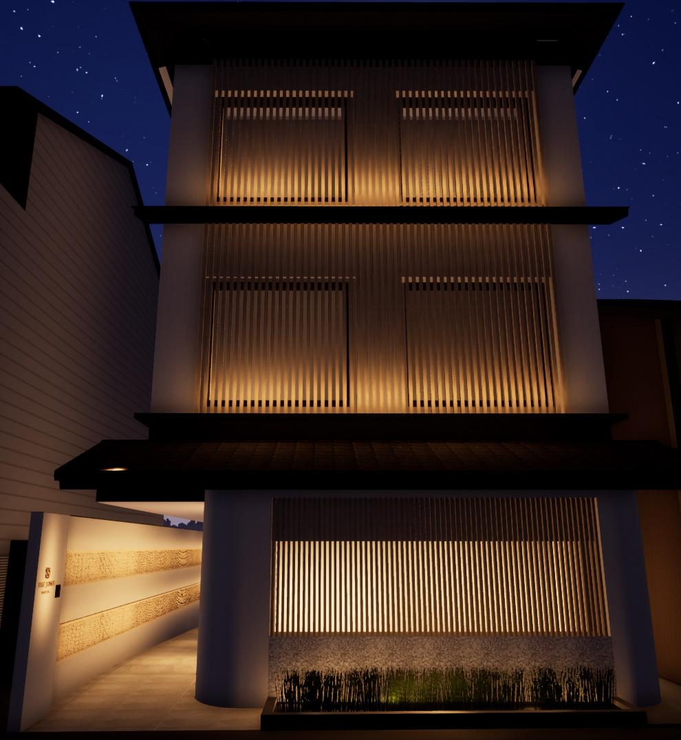THE JUNEI HOTEL 京都(2020年3月28日新...