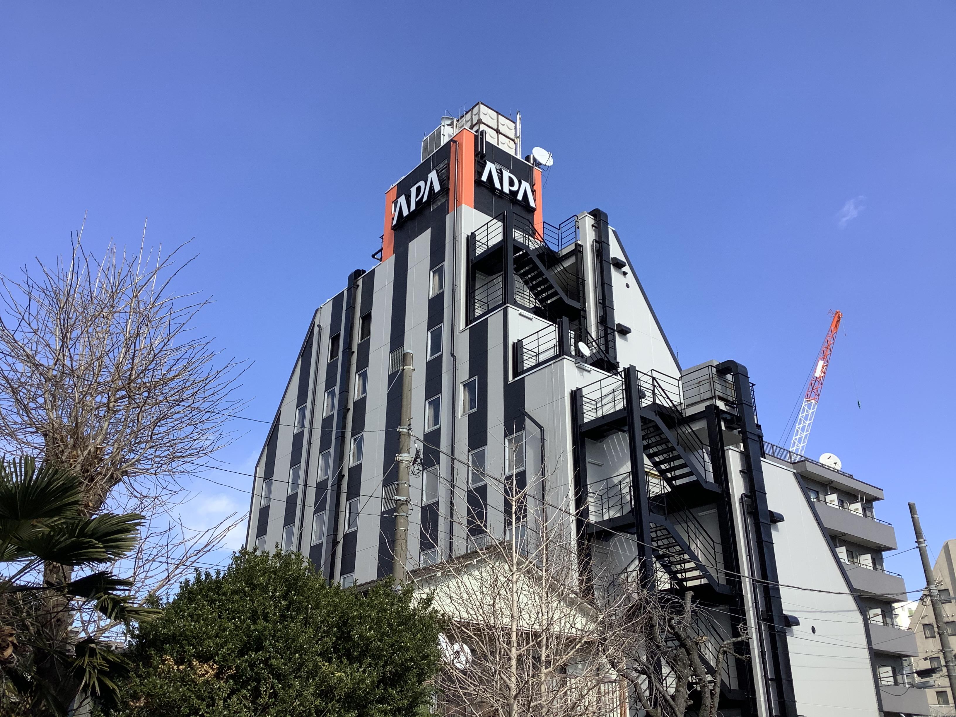 アパホテル<八王子駅北>(2月27日(木)リブランドオープン)