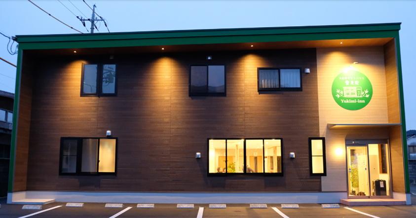 大田市ゲストハウス雪見院の施設画像