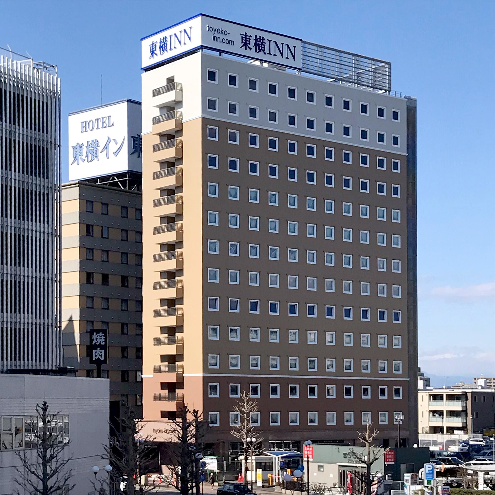 東横イン宇都宮駅前2